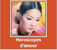 Horoscopes d'amour