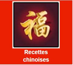 101 recettes chinoises