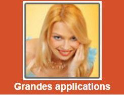 Les grandes applications