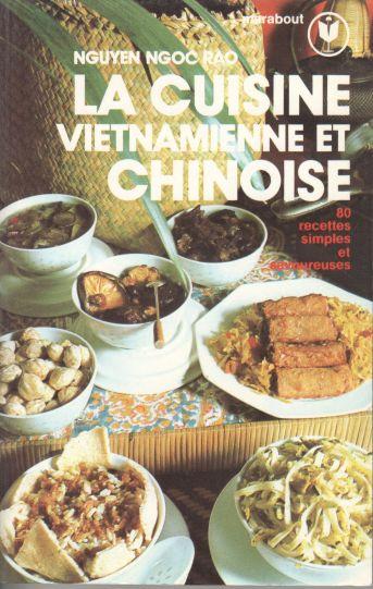 ouvrages de nguyen ngoc rao la cuisine vietnamienne et chinoise d marabout. Black Bedroom Furniture Sets. Home Design Ideas