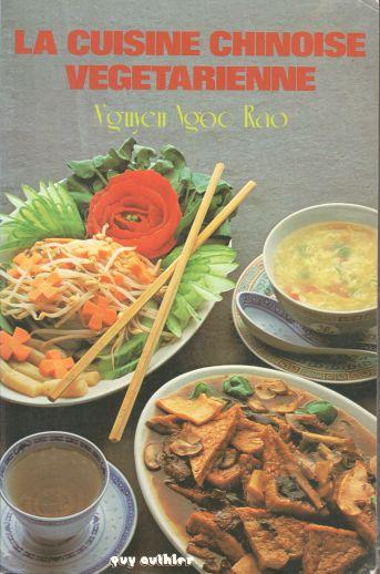 La cuisine chinoise v g tarienne d guy authier - La cuisine vegetarienne ...