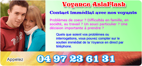 Voyance AsiaFlash
